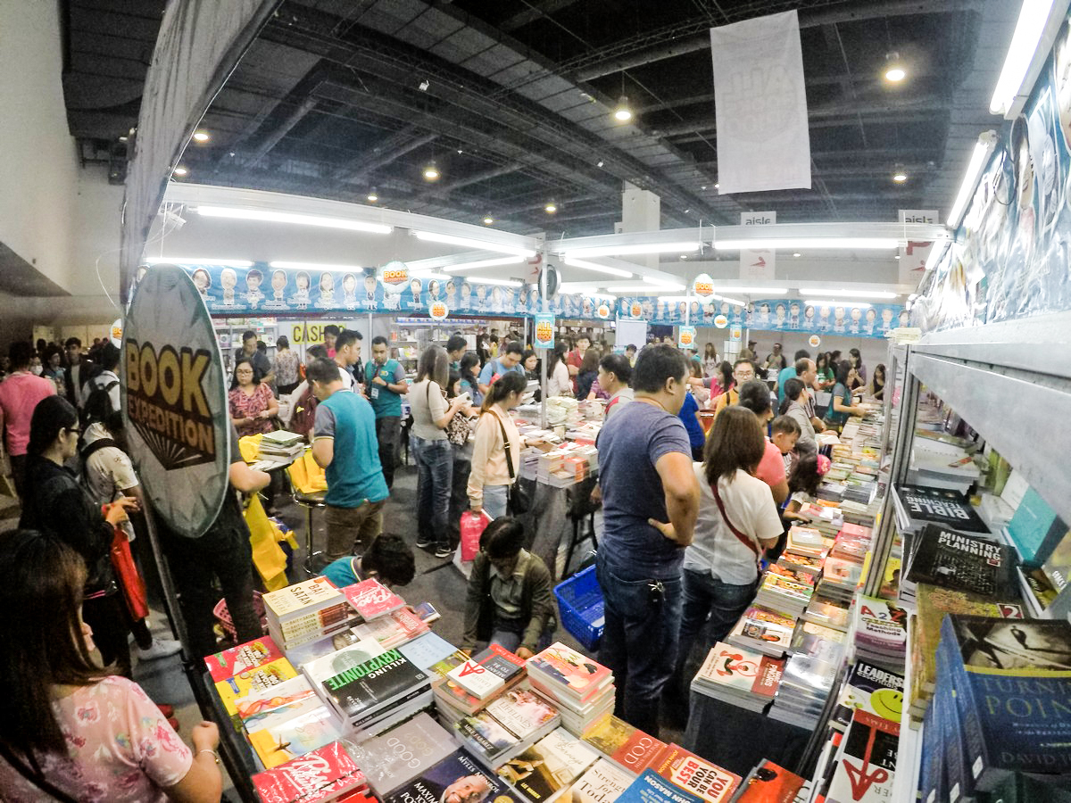 CSM Publishing Mounts a Book Expedition at the 40th MIBF